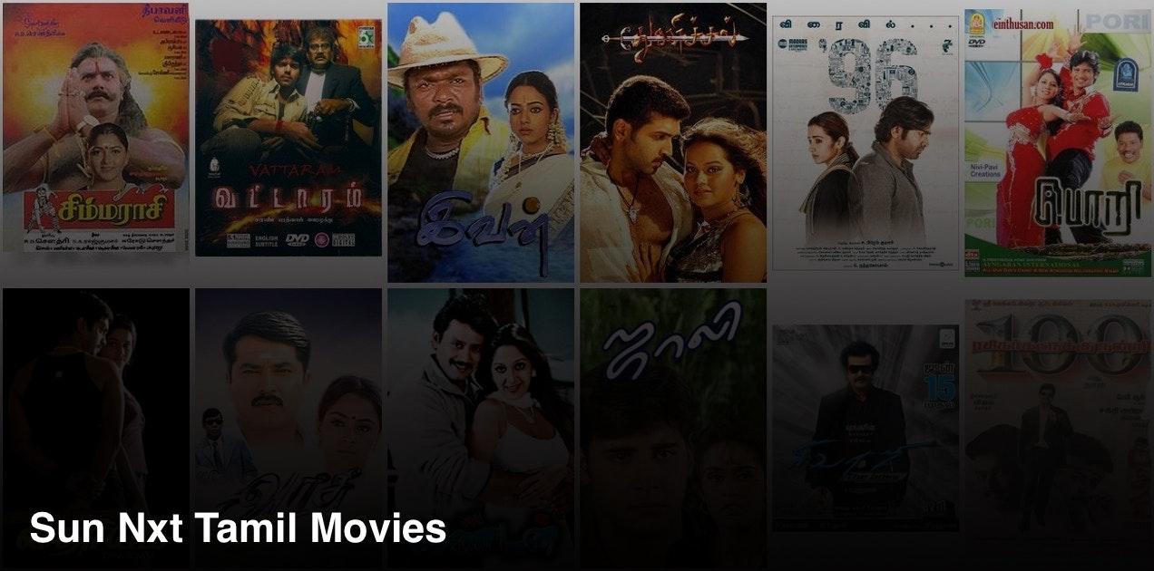 Sun Nxt Tamil Movies | Komparify